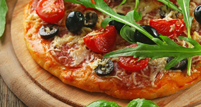 Pizza - Is it about the Topping or the Crust?