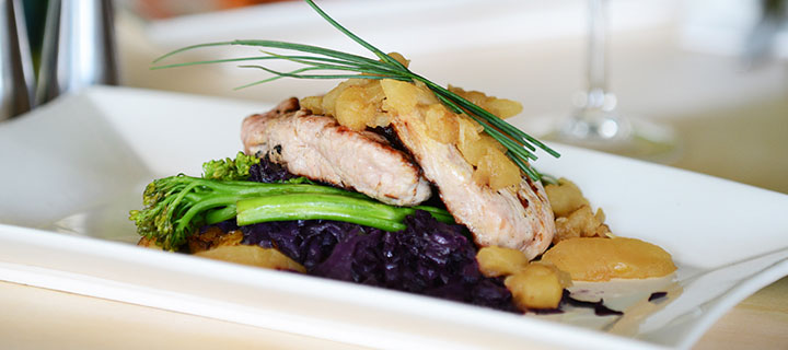 Restaurant Pork