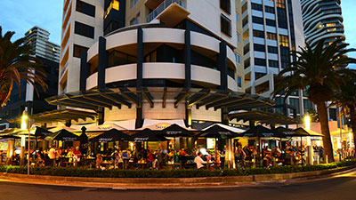 Broadbeach Restaurant - Gold Coast