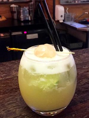 Sage Cafe Restaurant & Pizzeria - Lychee Kiss Cocktail