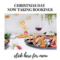 Christmas Day.  We are now taking Bookings